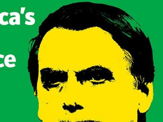 Capa de Jair Bolsonaro na The Economist gera discussão entre brasileiros no Facebook