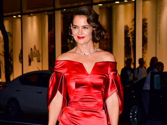 Katie Holmes Is Bringing Sexy Back and More Best Dressed Stars