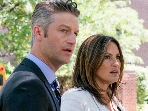 Mariska Hargitay Already Has Her Ideal Ending for <i>Law and Order: SVU</i>'s Benson