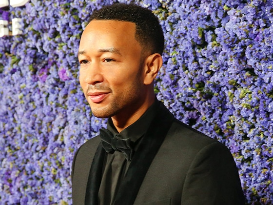 John Legend Dishes on Daughter Luna Starting Preschool