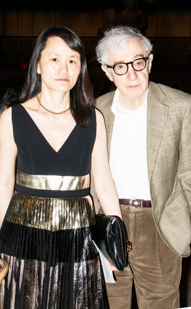 Woody Allen Married His 27-Year-Old Step-Daughter Because The Heart Wants What It Wants
