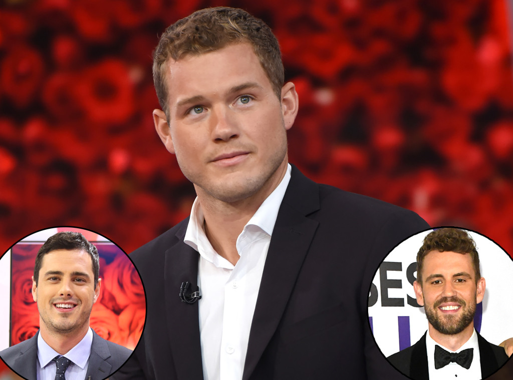 Colton Underwood, Ben Higgins, Nick Viall
