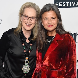 Meryl Streep, Tracy Ullman, 2018 Tribeca TV Festival