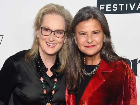 Meryl Streep Really Wants Her Friend Tracey Ullman to Run for President