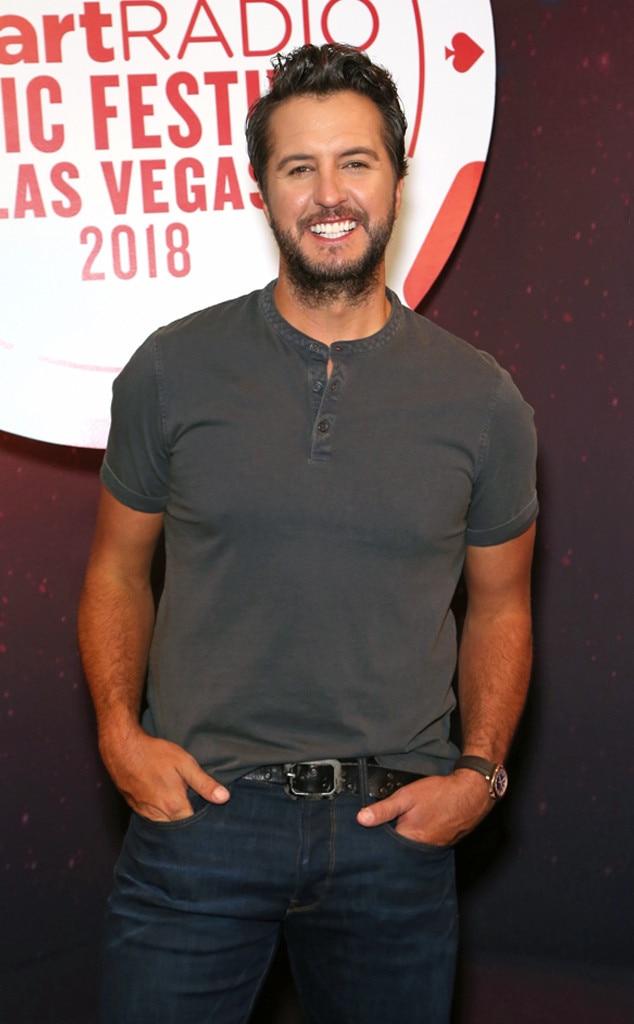 Luke Bryan, 2018 iHeartRadio Music Festival