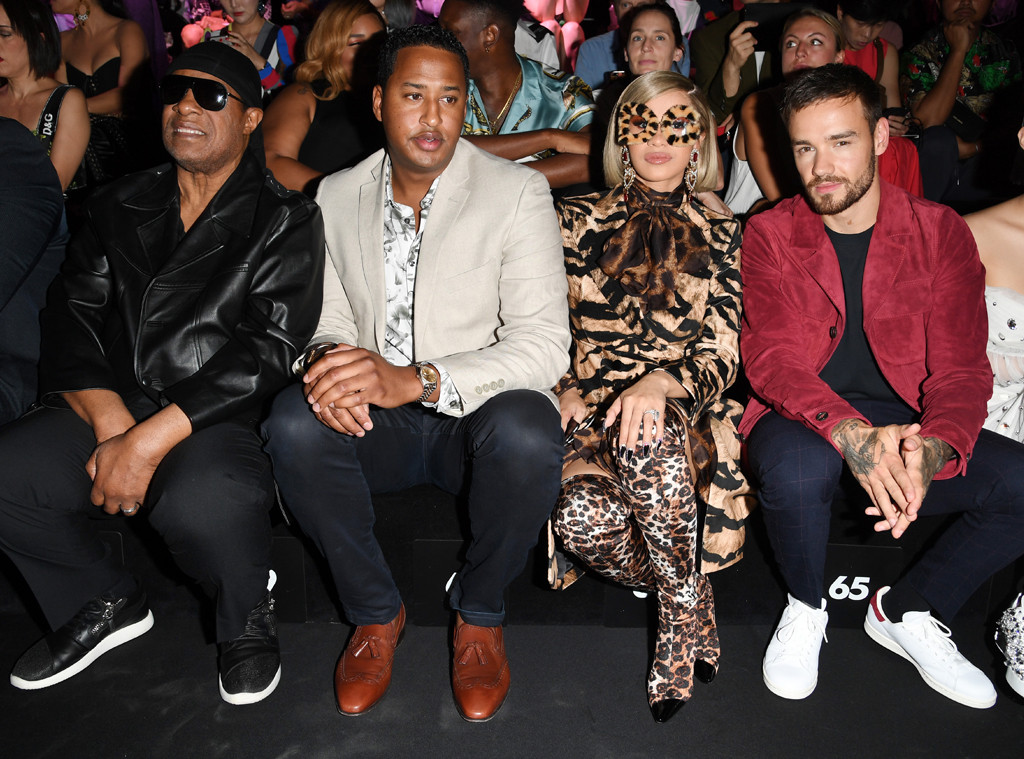 Cardi B, Milan Fashion Week, Stevie Wonder, Liam Payne