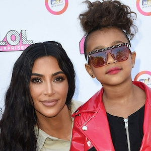 North West, Kim Kardashian, Runway Debut, L.O.L. Surprise! Fashion Show