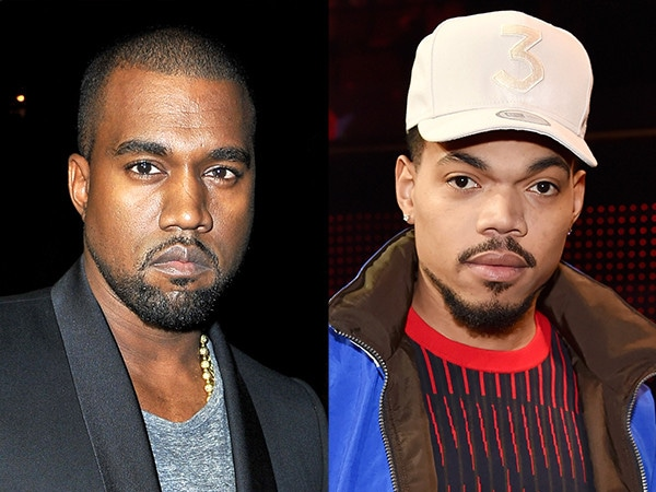 Kanye West's Son Saint West and Chance the Rapper's Daughter Kensli Had a Cute Dance Party Together
