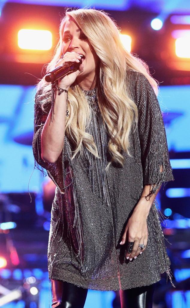 Carrie Underwood, 2018 iHeartRadio Music Festival
