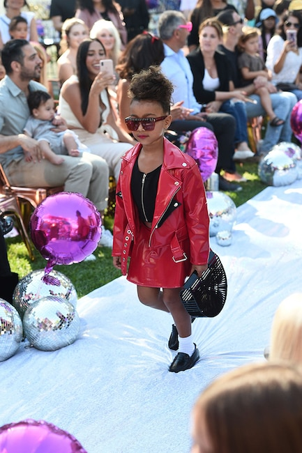 North West, Runway Debut, L.O.L. Surprise! Fashion Show