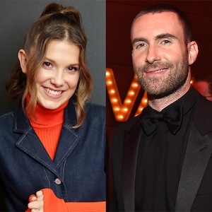 Millie Bobby Brown, Adam Levine, Maroon 5