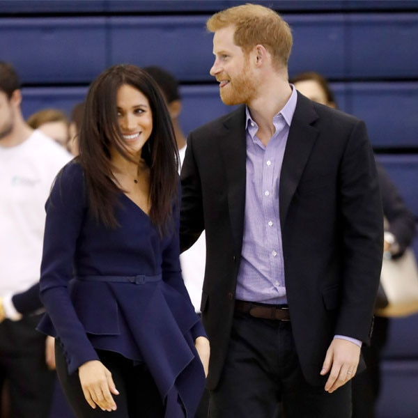 Harry, Meghan to meet their furry namesakes as tour officially begins