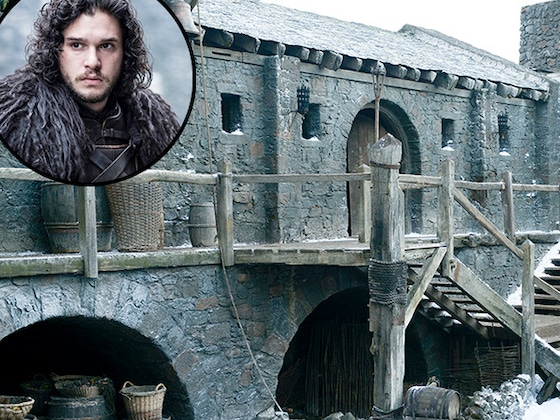 You Can Live Out Your <i>Game of Thrones</i> Fantasies on the Actual Sets in 2019