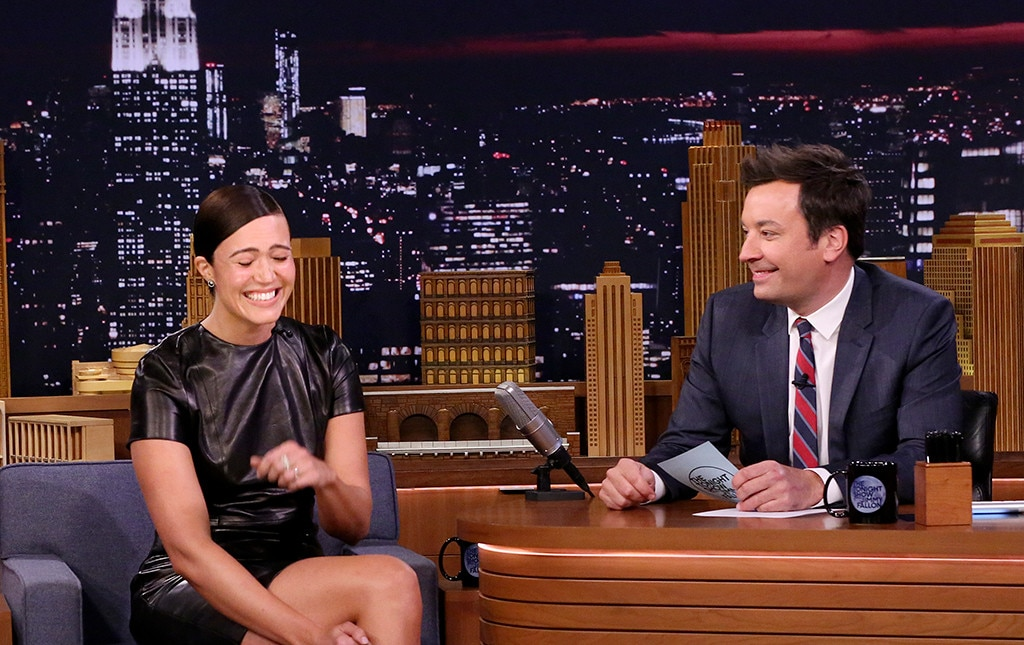 Jimmy Fallon Quizzes Mandy Moore on Her Most Dramatic Lines