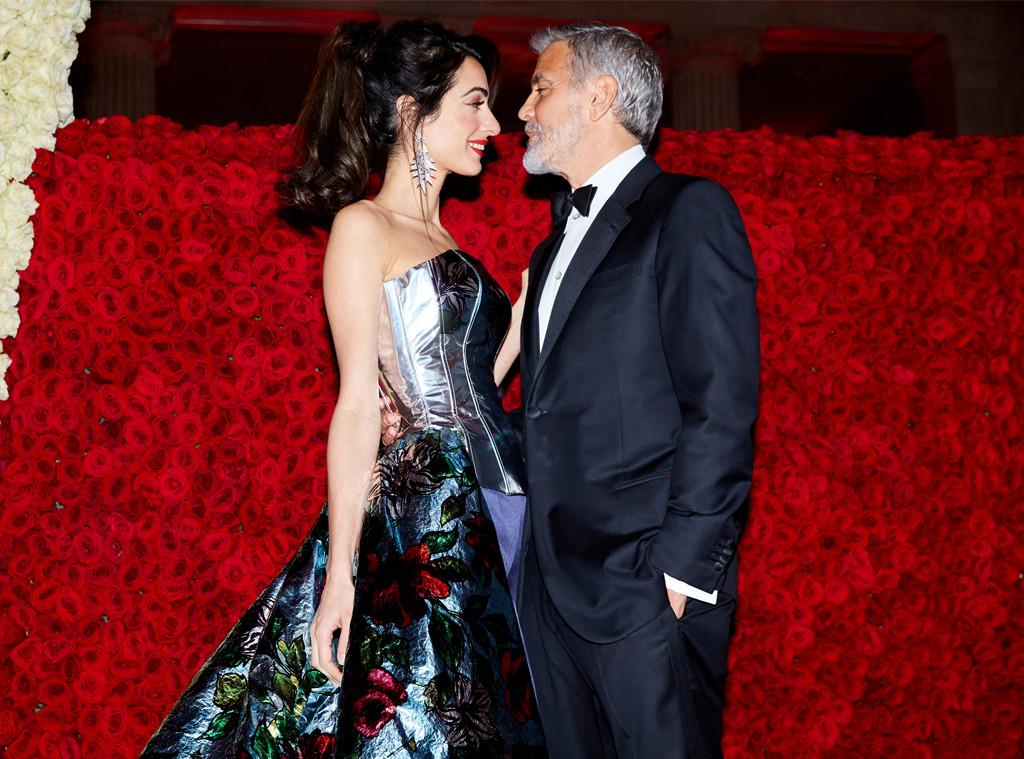 Amal Clooney, George Clooney, Met Gala 2018