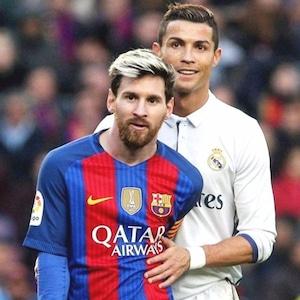 Messi, Cristiano