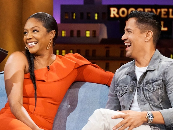 Watch Tiffany Haddish Shamelessly Flirt With Jay Hernandez