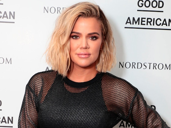 Khloe Kardashian Says Being Pregnant Gave Her an Excuse to Be Antisocial