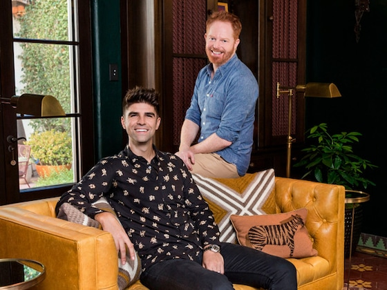 Inside <i>Modern Family</i> Star Jesse Tyler Ferguson's Witty Home