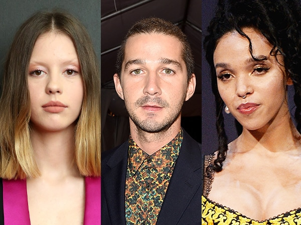 Shia LaBeouf and Mia Goth Divorce as Actor Sparks Romance Rumors With FKA Twigs