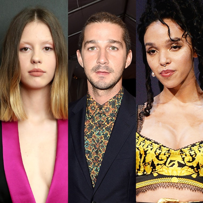 Shia Labeouf And Mia Goth Divorce As Actor Sparks Romance Rumors