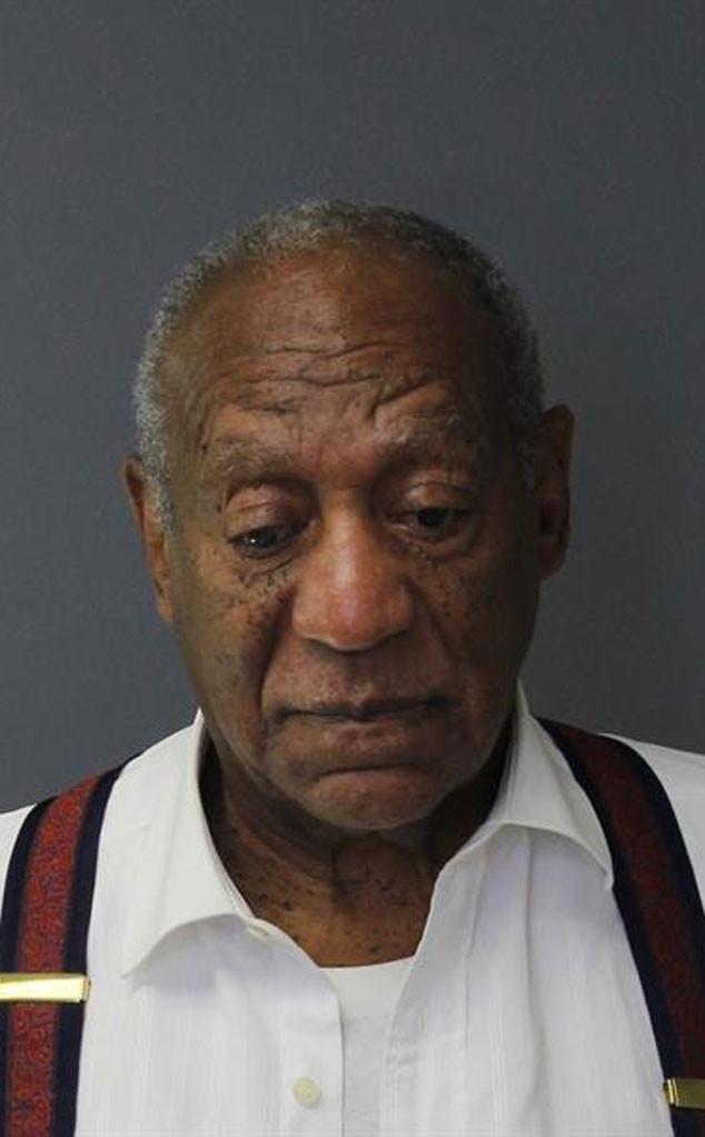 Bill Cosby, Mugshot