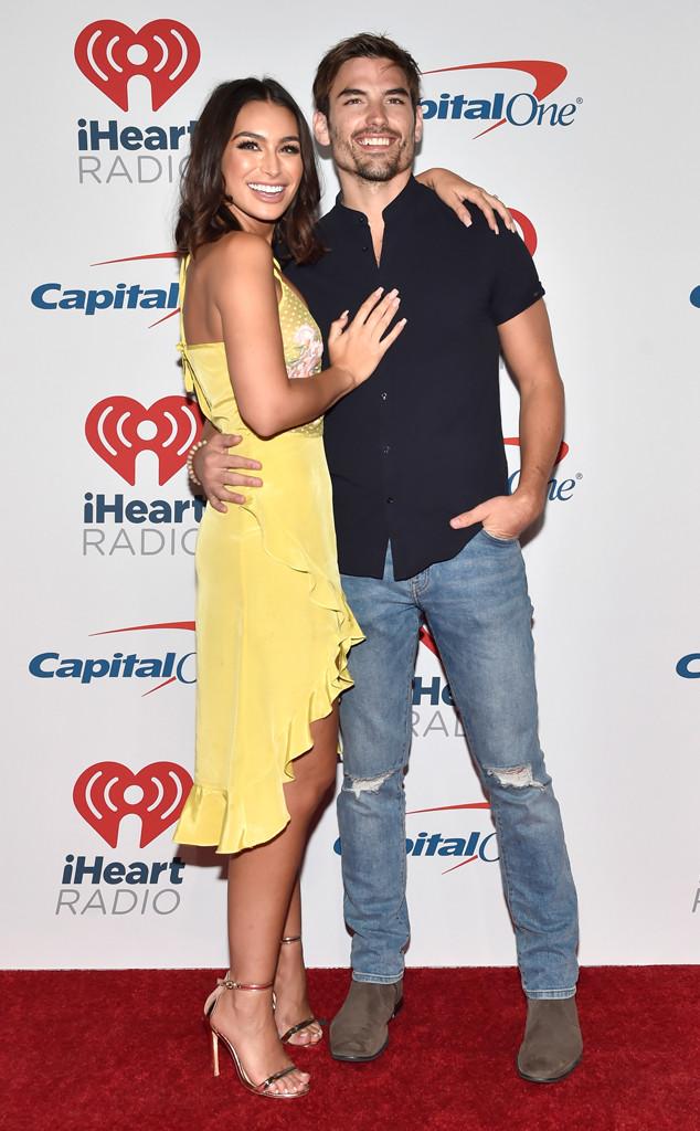 Ashley Iaconetti, Jared Haibon, 2018 iHeartRadio Music Festival