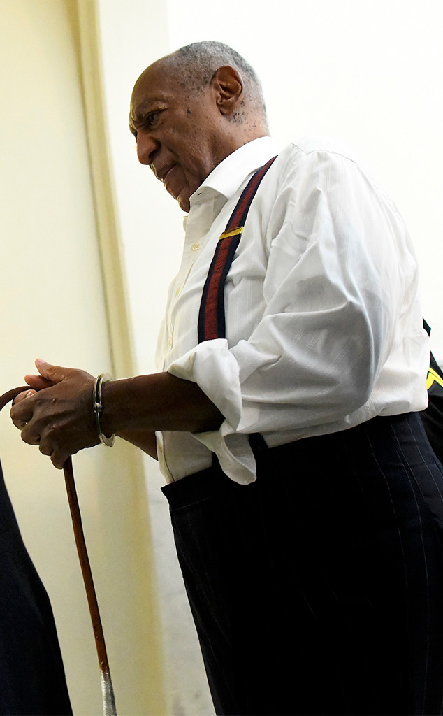 Bill Cosby, Handcuffs