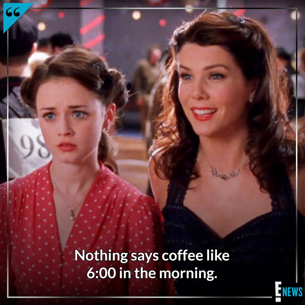 Coffee Quotes From Gilmore Girls 96 Quotes