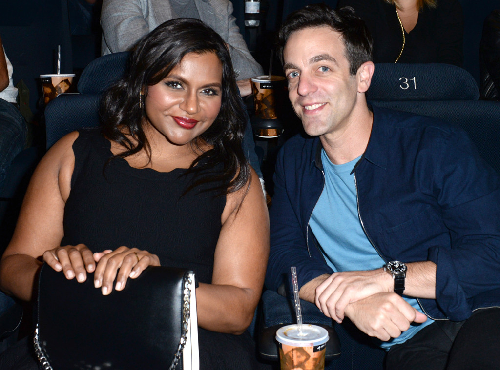 Mindy Kaling And B J Novak Take Their Friendship To The Movies