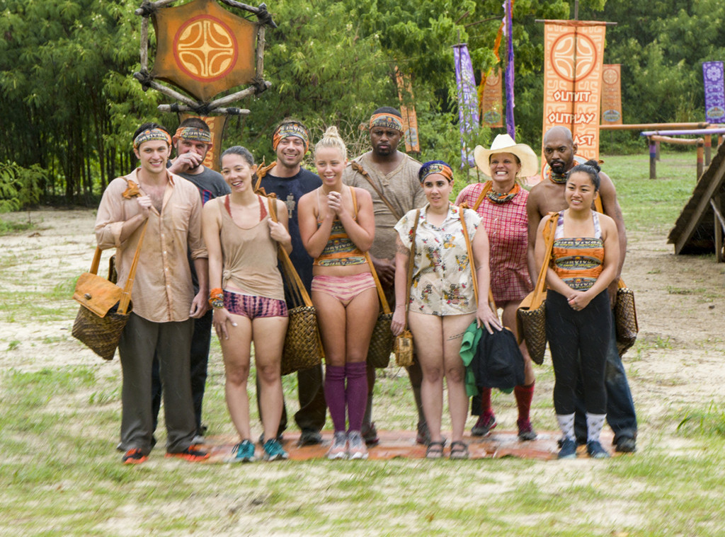 Recruited Models, Evacuation Protocol and Birth Control: Survivor