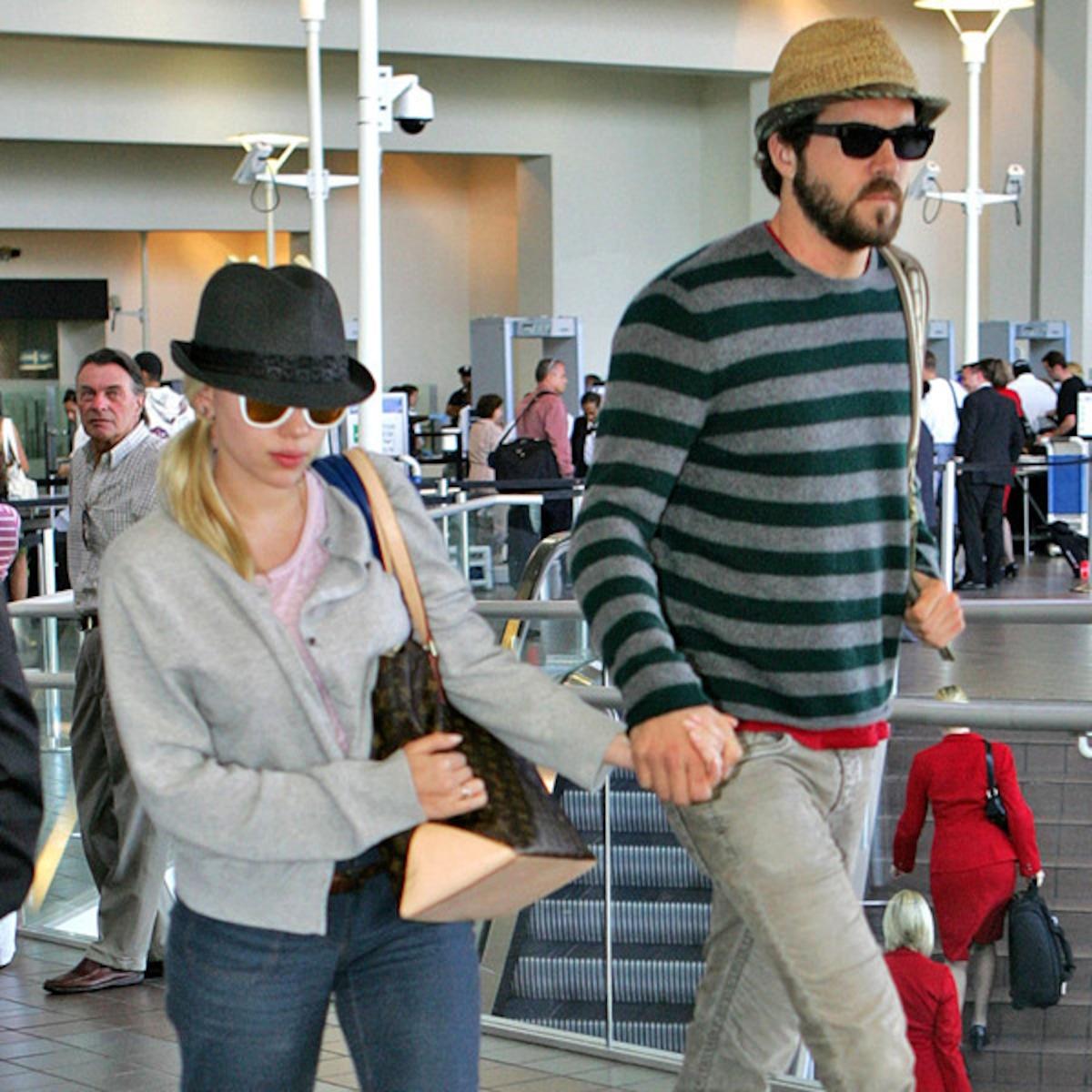 Remember When Ryan Reynolds And Scarlett Johansson Were Married E Online