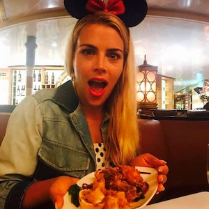 Busy Philipps, Food