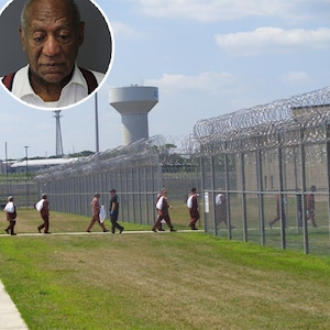 Bill Cosby, Pennsylvania's State Correctional Facility at Phoenix