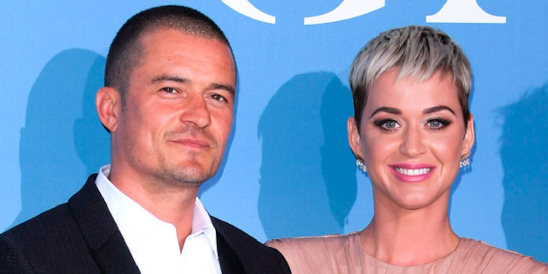 Watch Katy Perry Come to Orlando Bloom's Rescue After Instagram Live Fail - E! Online