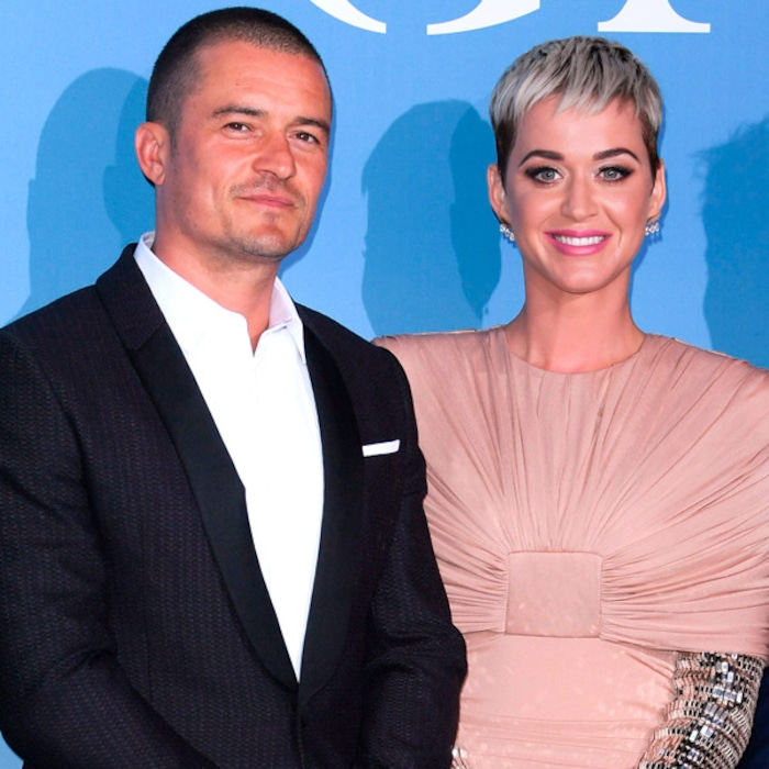 Look Back At Katy Perry And Orlando Blooms Road To Engagement E News