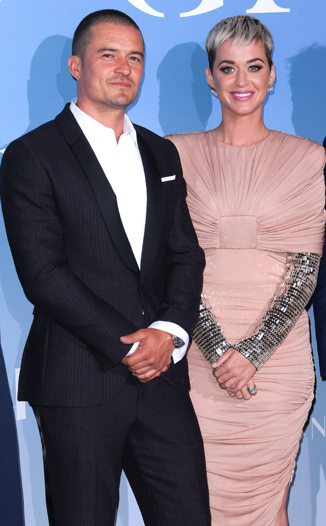 Katy Perry and Orlando Bloom Are Engaged: See Her Ring | E! News Canada