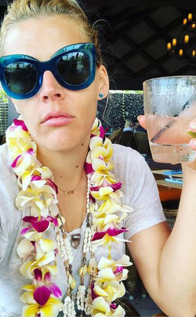 Busy Philipps, Drinks