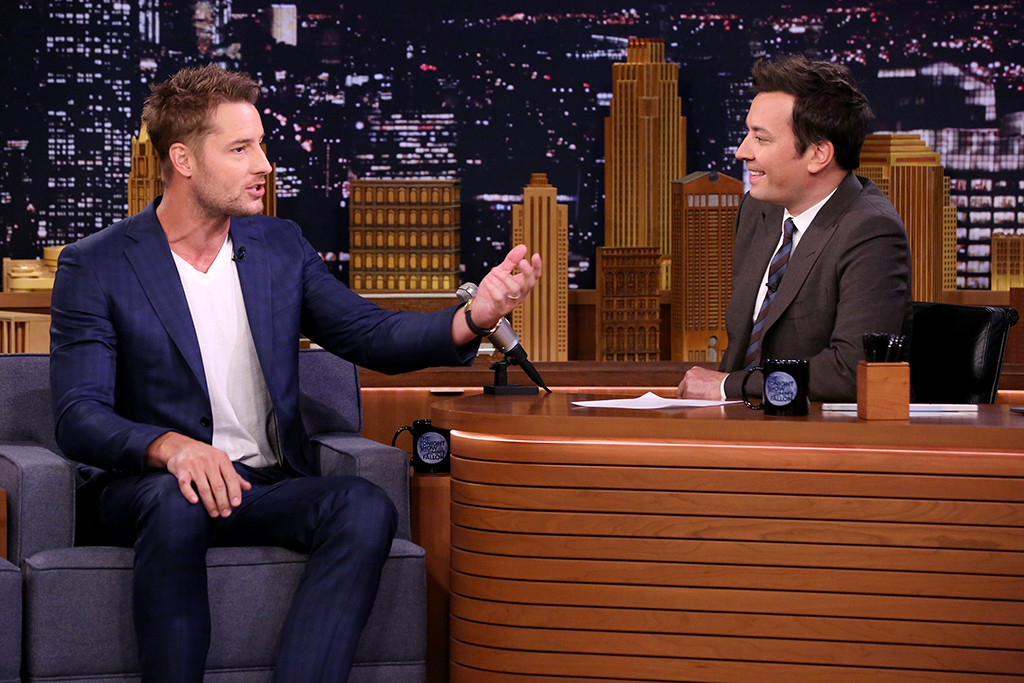 Justin Hartley, The Tonight Show Starring Jimmy Fallon