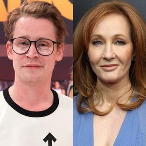Macaulay Culkin, J.K. Rowling