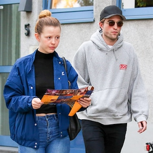 Robert Pattinson, Mia Goth