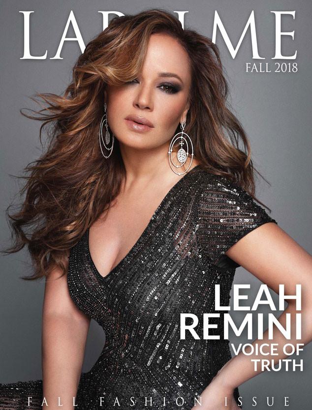 Leah Remini, LaPalme Magazine