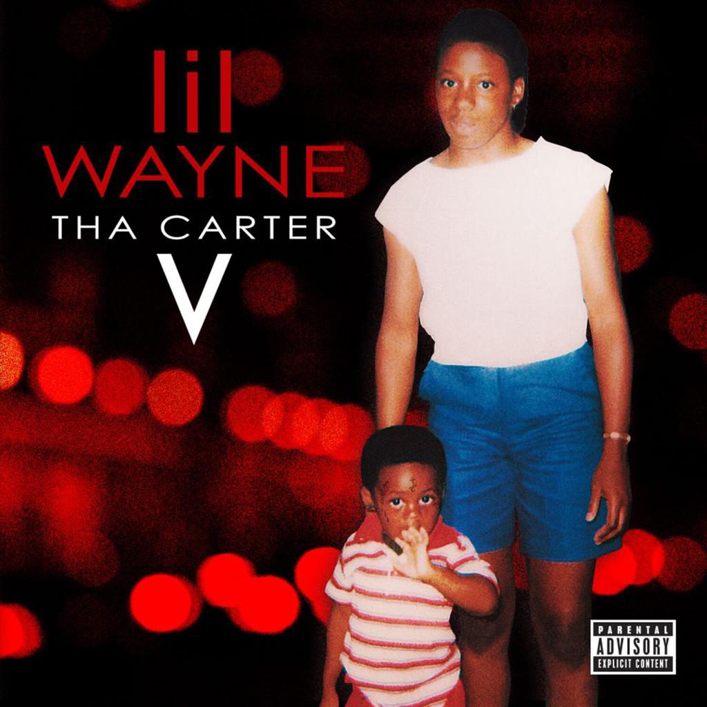 Lil Wayne, Tha Carter V, Tha Carter V Album Cover