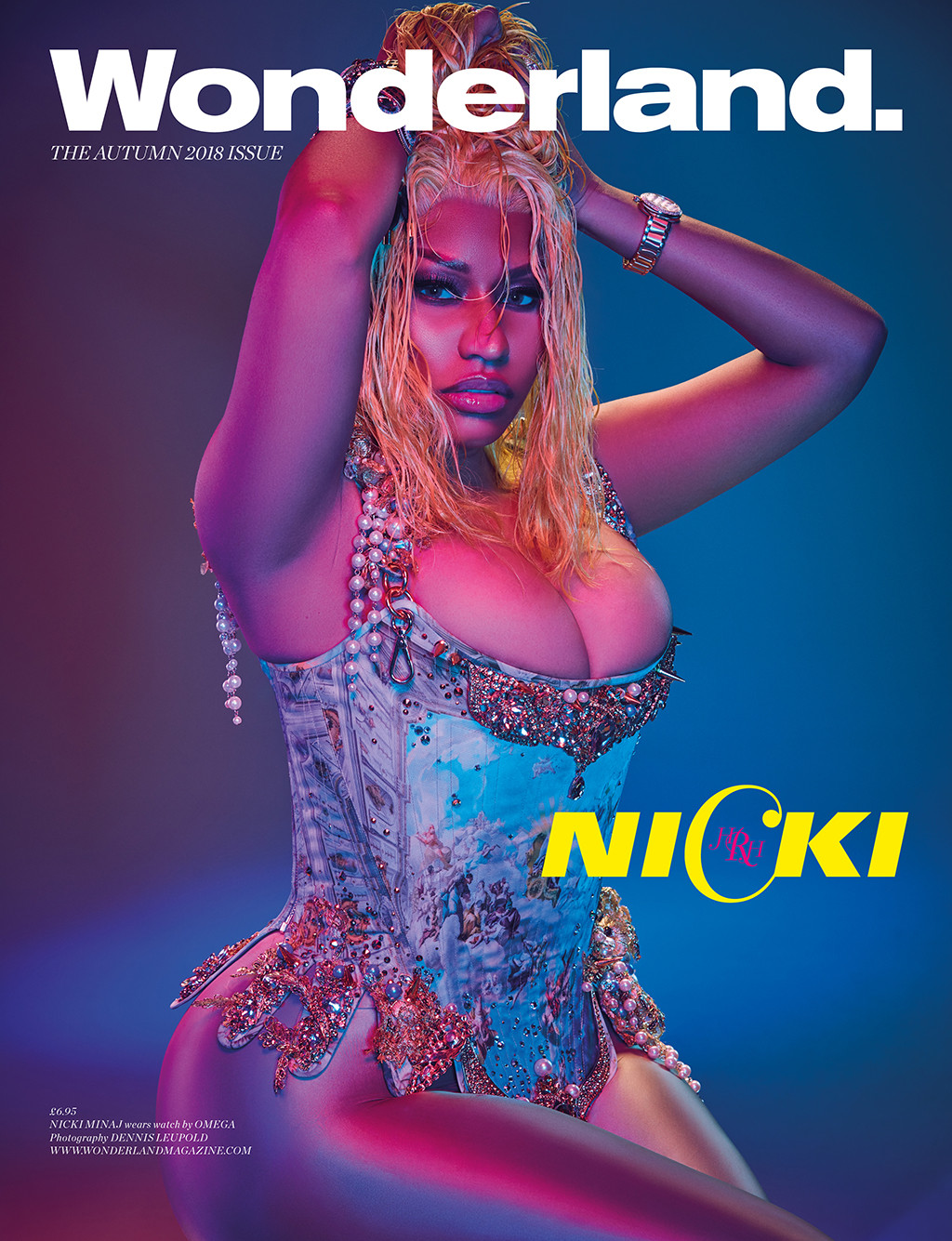 Nicki Minaj, Wonderland