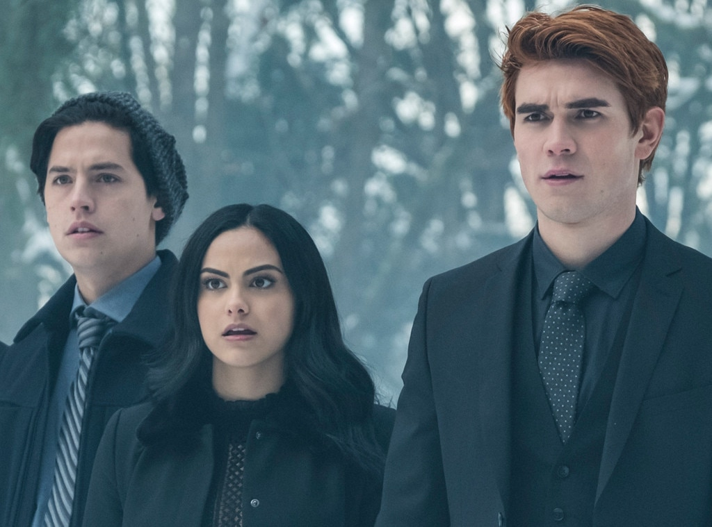 relive all the omg moments on riverdale courtesy of archie, veronica