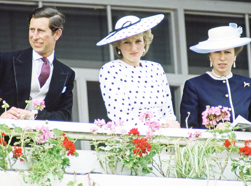Princess Diana, Princess Anne
