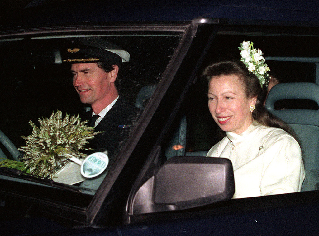 Timothy Laurence, Princess Anne, After Wedding