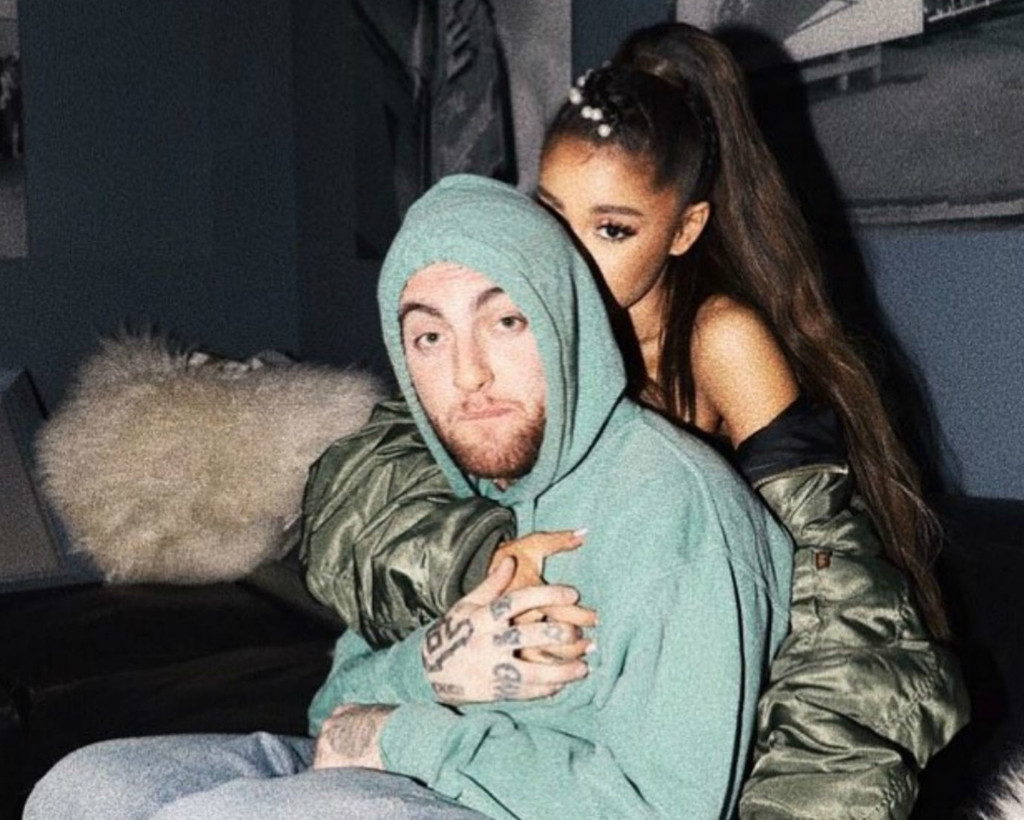 Ariana Grande, Mac Miller