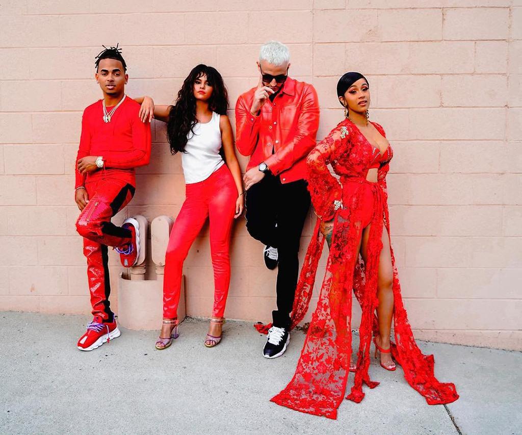 Taki Taki, Selena Gomez, Cardi B, Ozuna, DJ Snake