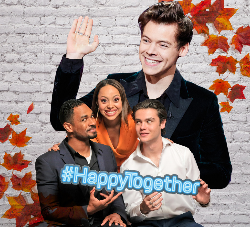 Fall TV, Harry Styles, Happy Together